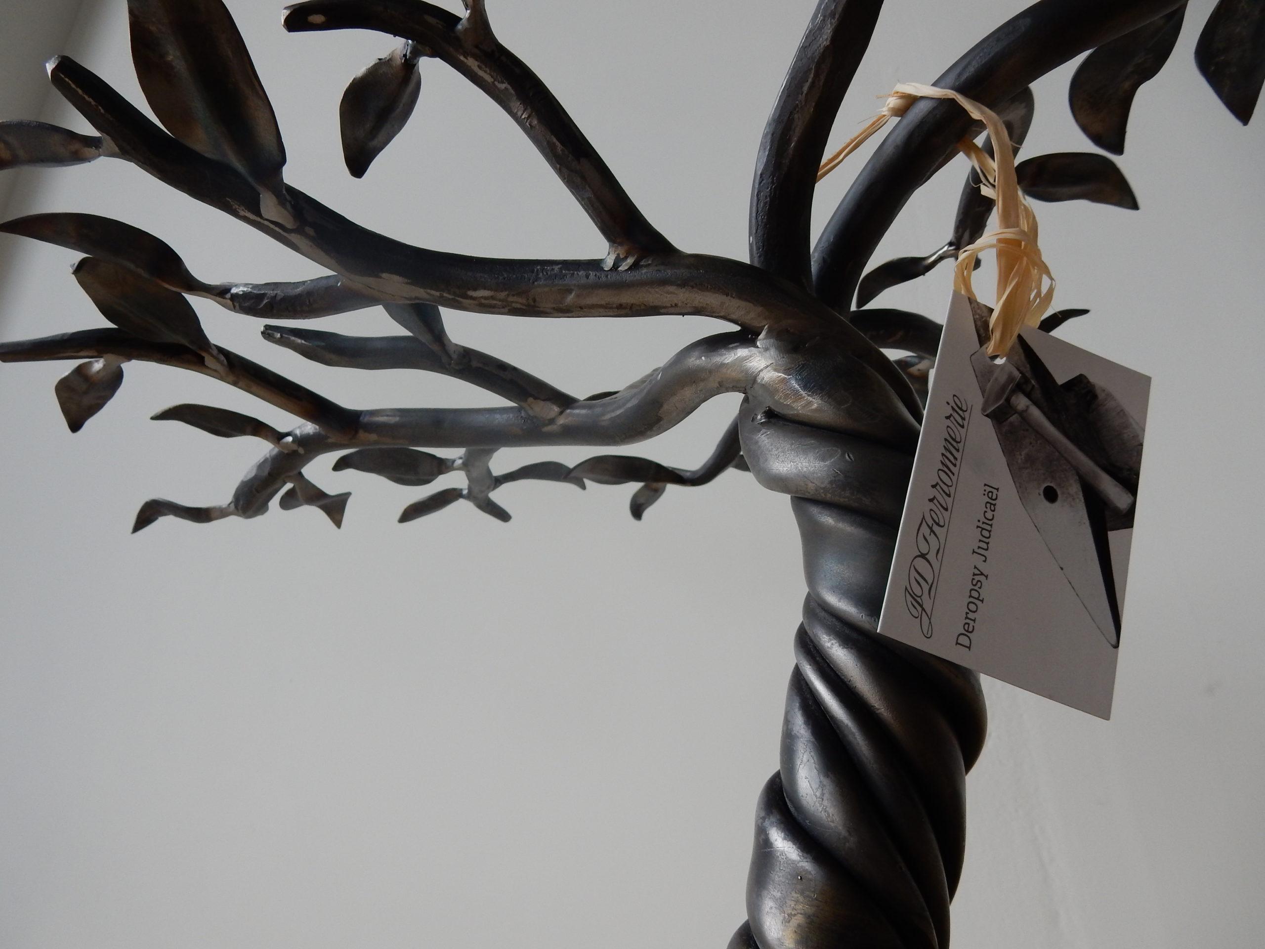 fer forgé ferronnerie artisan arbre