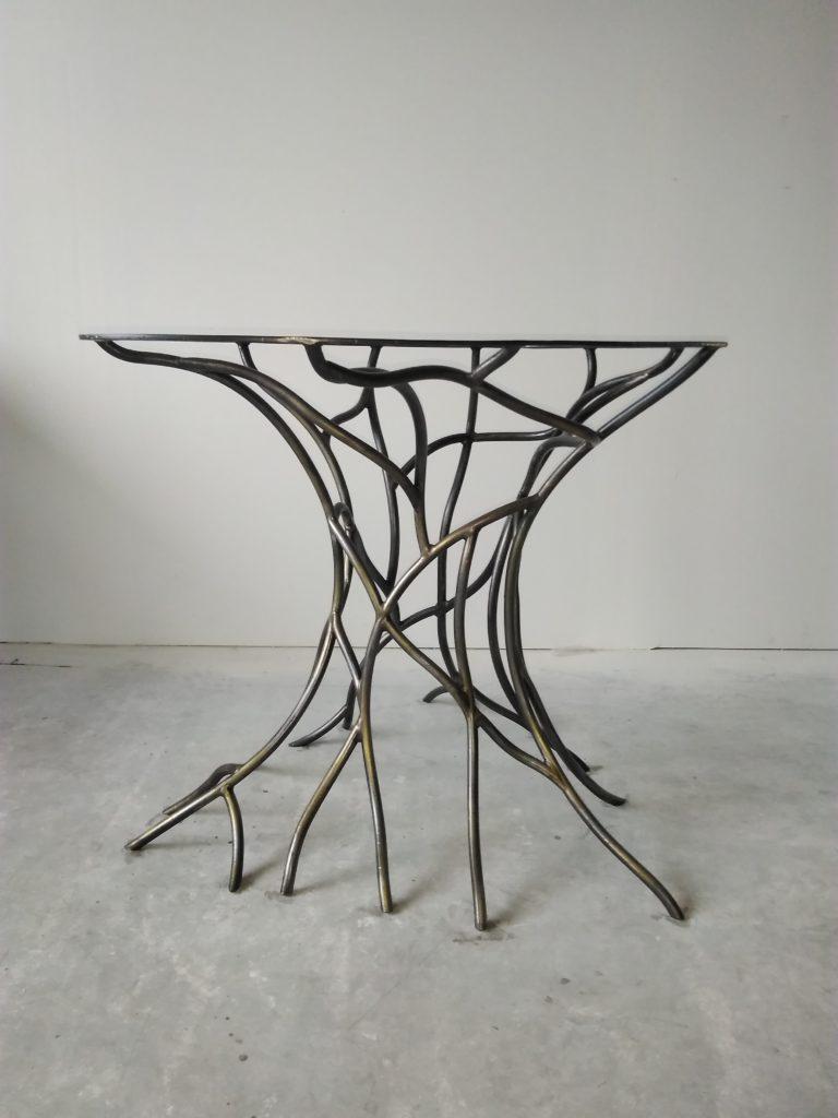 table ferronnerie