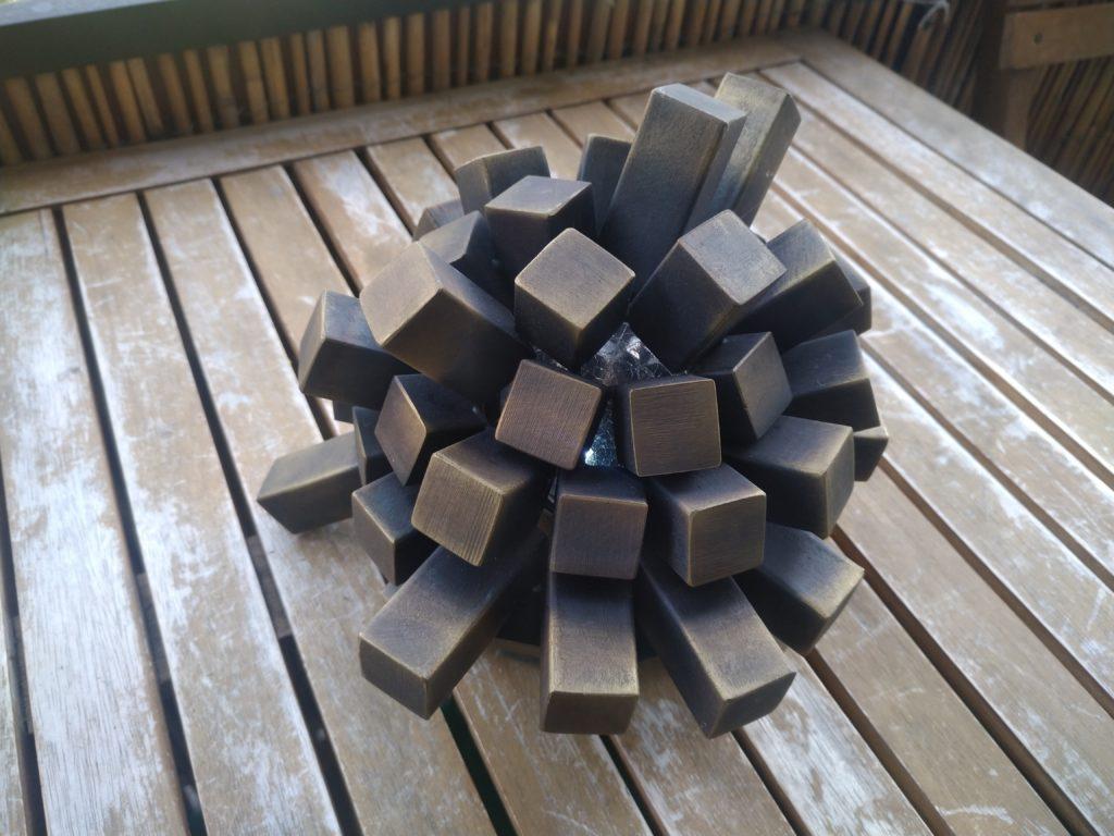 ferronnerie cube